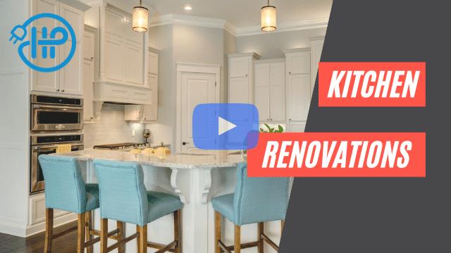 Edmonton Electrician - Kitchen Renovation Electrical Thumbnail