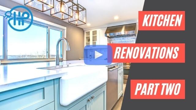 Edmonton Electrician - Kitchen Renovation Electrical Thumbnail 2